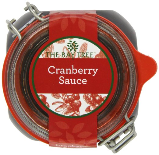 The Bay Tree Cranberry Sauce Kilner Jar