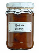 The Cheese And Wine Shop Real Ale Chutney 285g
