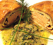 The Chopping Block Salmon En Croute 230g