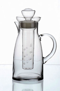 Artland Simplicity Glass Flavor-Infusing Pitcher