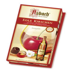 Asbach Cherry And Brandy Chocolate Liqueurs 200g