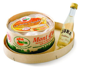 Vacherin Mont d'Or Giftbox & Miniture