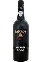 Barros Vintage Port 2000 75cl 20%