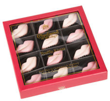 Charbonnel Et Walker Truffle Kisses 160g 12Pc