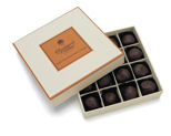 Charbonnel Walker Ginger in Dark Chocolate 235g