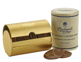 Charbonnel et Walker Thins - Sea Salt Caramel