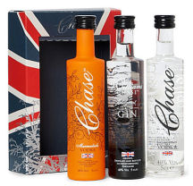 Chase Union Jack Minitures 3 x 5cl