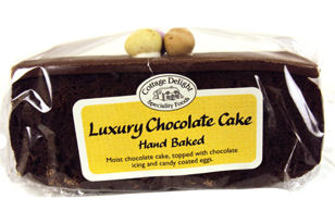 Cottage Delight Luxury Chocolate Cake Loaf