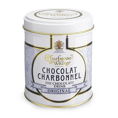 Charbonnel et Walker Drinking Chocolate 300g Tin