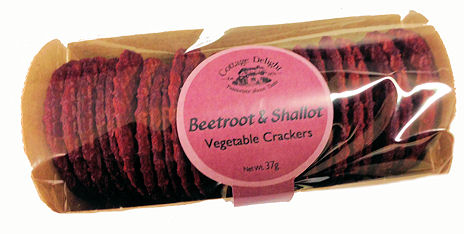 Cottage Delight Beetroot & Shallot Crackers