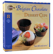 Dobla Chocolate Cups 8pc
