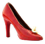 Red Shoe with Chocolates 240g