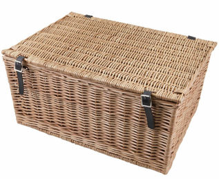 Large Wicker Hamper 24 Inch