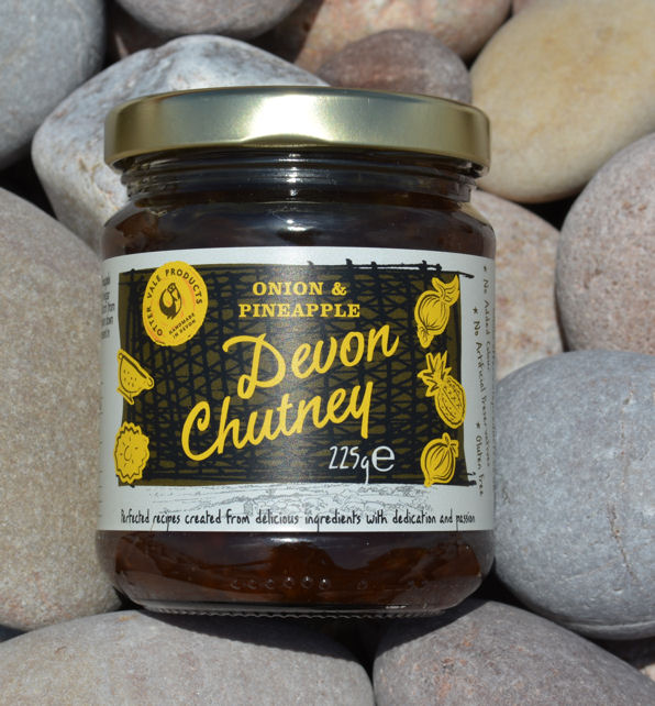 Ottervale Devon Chutney (Onion Pineapple) 225g