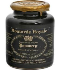 Moutarde Royale Pommery Mustard with Cognac 500g