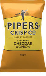 Pipers West Country Cheddar 150g