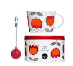 Sagaform Tea Set with Strainer