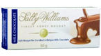 Sally Williams Nougat in Milk Chocolate 50g