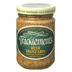 Tracklements English Beer Mustard 200g