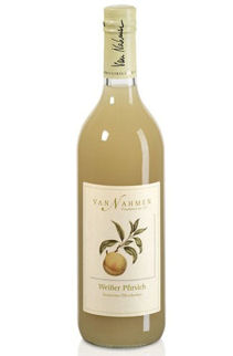 Van Nahmen White Peach 25cl