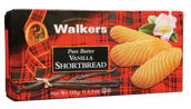 Walkers Vanilla Shortbread 150g Box