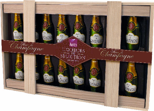Abtey Champagne Chocolates in Presentation Box 205g