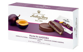 Anthon Berg Plum In Madeira 300g