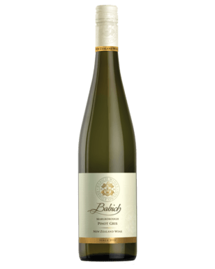 Babich Marlborough Pinot Gris 75cl