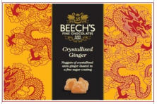 Beechs Crystallised Ginger 150g