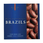 Beechs Milk Chocolate Brazil Nuts  100g