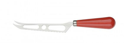Bia Cheese Knife in Red
