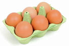 Blackdown Hills Free Range Eggs 6PC (Large)