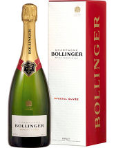 Bollinger Special Cuvee Champagne Giftbox 75cl 12%
