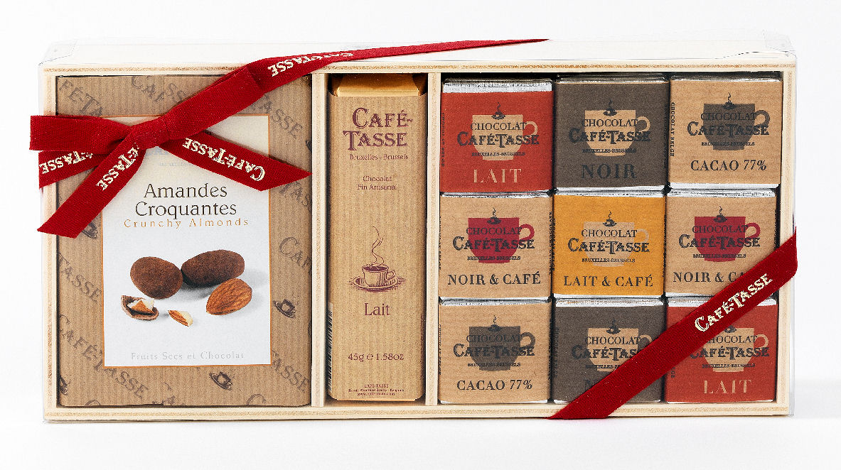 Cafe Tasse Coffret Dinner Giftbox