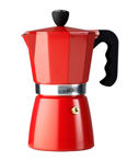 La Cafetiere 3 Cup Espresso in Red