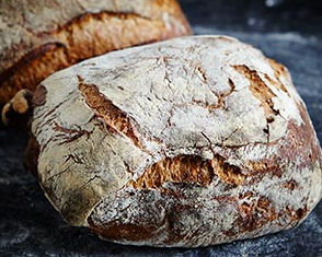 Light Rye Loaf 800g