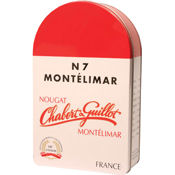 Chabert & Guillot Milestone Tin with Soft Montelimar Nougat 250g