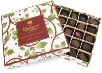 Charbonnel Walker Xmas Fine Chocolate Selection 310g