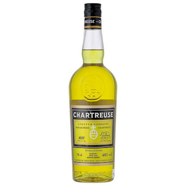 Yellow Chartreause 70cl 25%