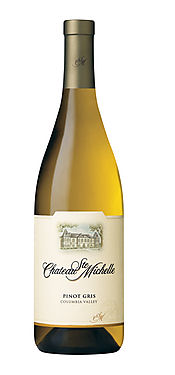 Chateau Ste Michelle Pinot Gris 2012 75cl 12.5%