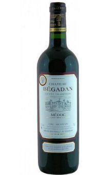 Chateau Begadan Medoc 75cl 13%
