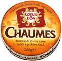 Chaumes Cheese 1kg (Half Cheese)