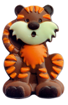 Milk Chocolate Tiger 30g