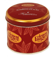 Clement Faugier Marron Glace 140G 6pc