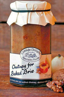 Cottage Delight Chutney for Baked Brie 295g