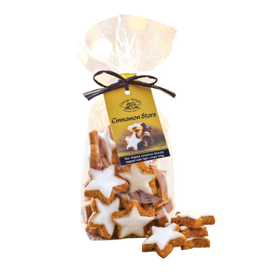 Cottage Delight Cinnamon Stars 175g