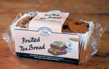 Cottage Delight Fruited Tea Bread 400g