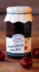 Cottage Delight Morello Cherry Jam 340g