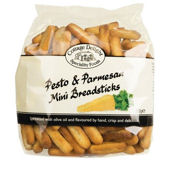 Cottage Delights Tomato Basil Breadsticks 200g