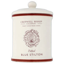 Cropwell Bishop Blue Stilton Ceramic Jar 200g